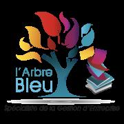 Logo arbre bleu 2020